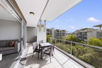 布里斯本盛橡繆斯套房飯店 Oaks Brisbane Mews Suites