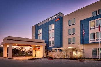 Hotel - Springhill Suites Houston I-45 North
