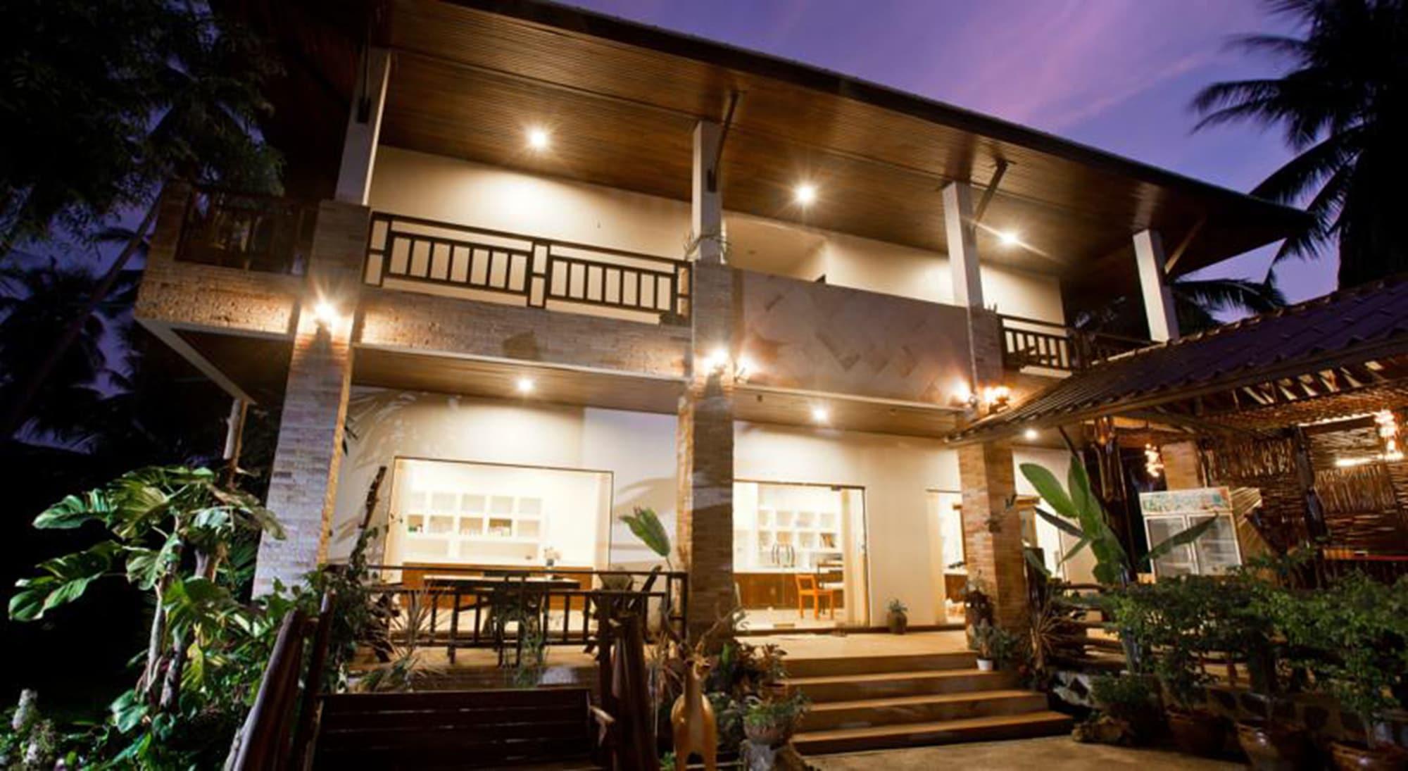 Shanti Boutique Hotel, Ko Phangan