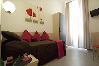 Standard Single Room, 1 Twin Bed, Private Bathroom, City View