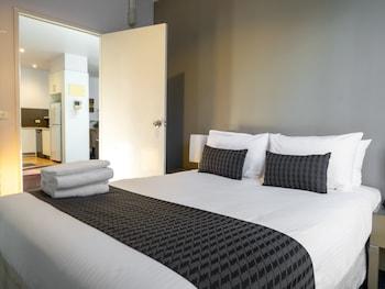 Deluxe Apart Daire, 2 Yatak Odası