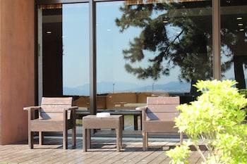 MIYAJIMA SEASIDE HOTEL Terrace/Patio