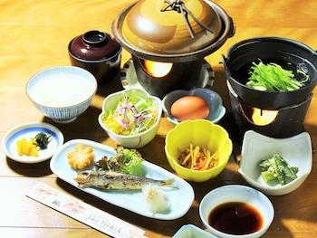 MIYAJIMA SEASIDE HOTEL Breakfast Meal