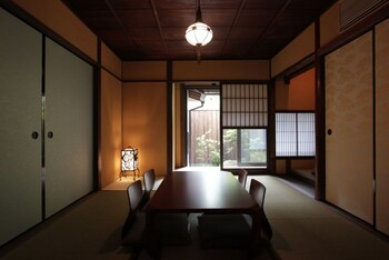 GEPPAKUAN MACHIYA RESIDENCE INN Living Room