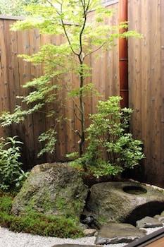 GEPPAKUAN MACHIYA RESIDENCE INN Garden