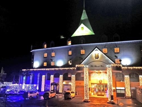 . Hotel Naturwald Furano