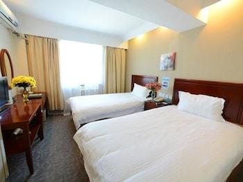 GreenTree Inn Qingzhou Ancient Songcheng Express Hotel - Guestroom  - #0