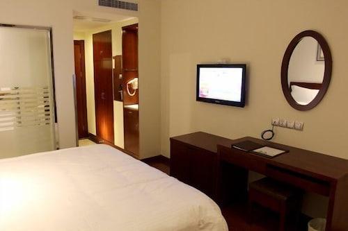 GreenTree Inn Yiwu International Trade City Traders Hotel, Jinhua