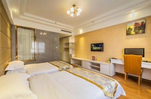 GreenTreeInn Fuzhou JinshanWanda PuShang Avenue Hotel, Fuzhou