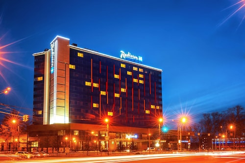 . Radisson Blu Hotel, Chelyabinsk
