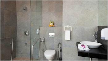 Mango Hotels Airoli - Bathroom  - #0