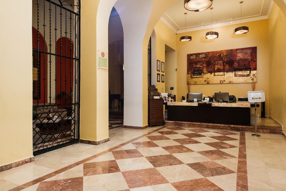 그란 호텔 데 케레타로(Gran Hotel de Querétaro) Hotel Image 12 - Reception