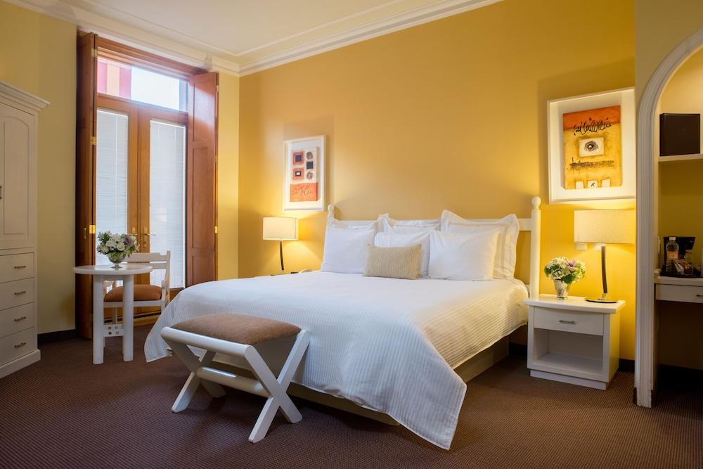 그란 호텔 데 케레타로(Gran Hotel de Querétaro) Hotel Image 7 - Guestroom