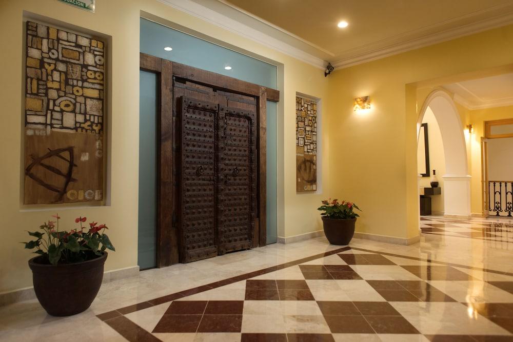 그란 호텔 데 케레타로(Gran Hotel de Querétaro) Hotel Image 24 - Living Area