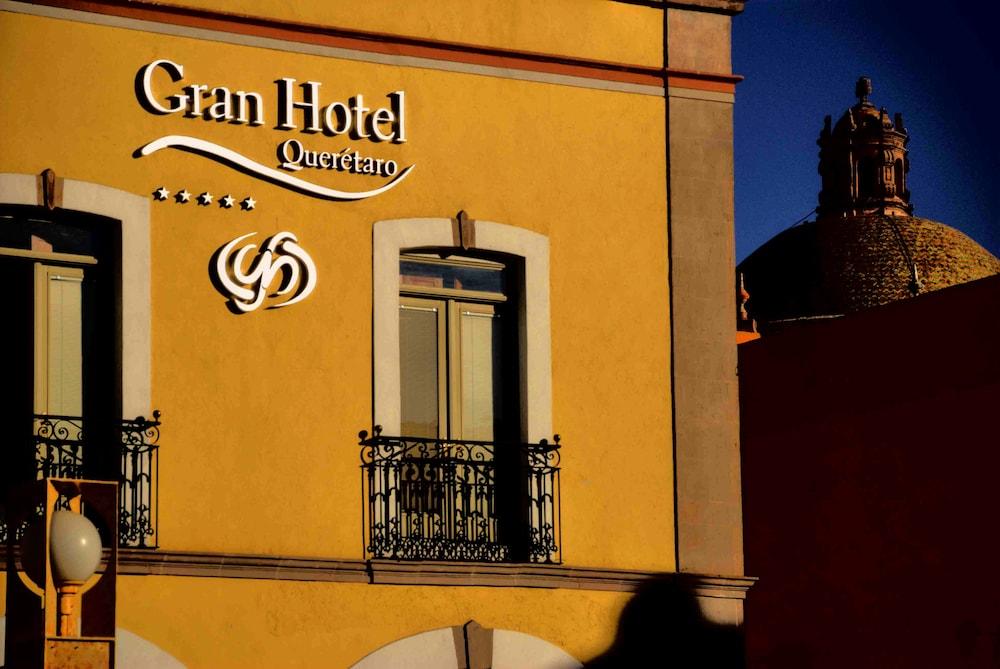 그란 호텔 데 케레타로(Gran Hotel de Querétaro) Hotel Image 22 - Exterior