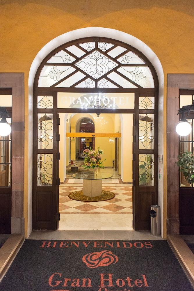 그란 호텔 데 케레타로(Gran Hotel de Querétaro) Hotel Image 15 - Breakfast Area