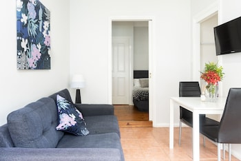 Pet Friendly Trio - Double and Single Bed