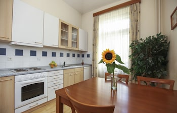 Family Apartment, 2 Bedrooms, Kitchen