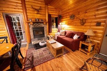 Premier Cabin, 1 Bedroom, Mountain View