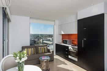 墨爾本南盛橡南雅拉套房飯店 Oaks Melbourne South Yarra Suites