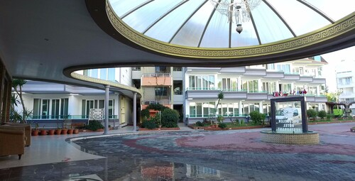 Unluselek Hotel, Anamur