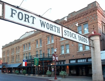 Hotel - Stockyards Hotel