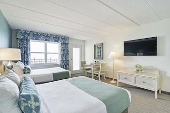 Dunes Manor Hotel – Room, 2 Double Beds Accessible Oceanfront