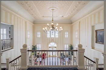 Interior Entrance at Dunes Manor Hotel and Dunes Suites in Ocean City