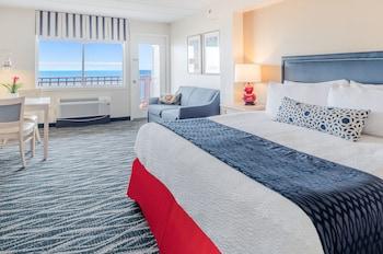 Dunes Suites Building - Suite, 1 King, Oceanfront