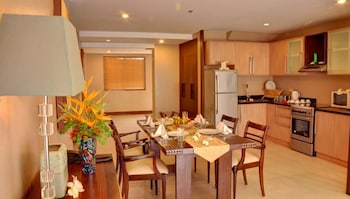 Coralpoint Gardens Cebu In-Room Dining