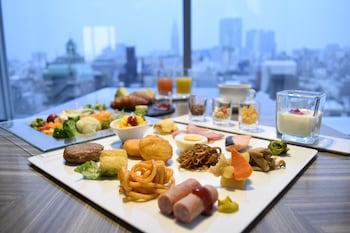 SHINJUKU GRANBELL HOTEL Buffet