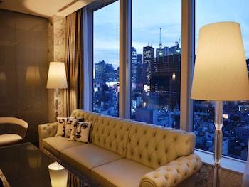 SHINJUKU GRANBELL HOTEL View from Room