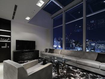 SHINJUKU GRANBELL HOTEL Living Area
