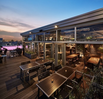 SHINJUKU GRANBELL HOTEL Terrace/Patio