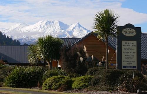 The Peaks Motor Inn, Ruapehu