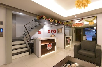OYO 114 ONE LIBERTY HOTEL Reception
