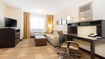 Suite, 1 Bedroom, Non Smoking, Kitchen (Shower)
