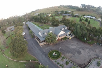 Aerial View at Picton Valley Motel in Picton