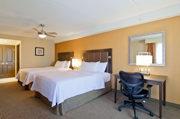 Suite, 2 Queen Beds, Accessible (Hearing)