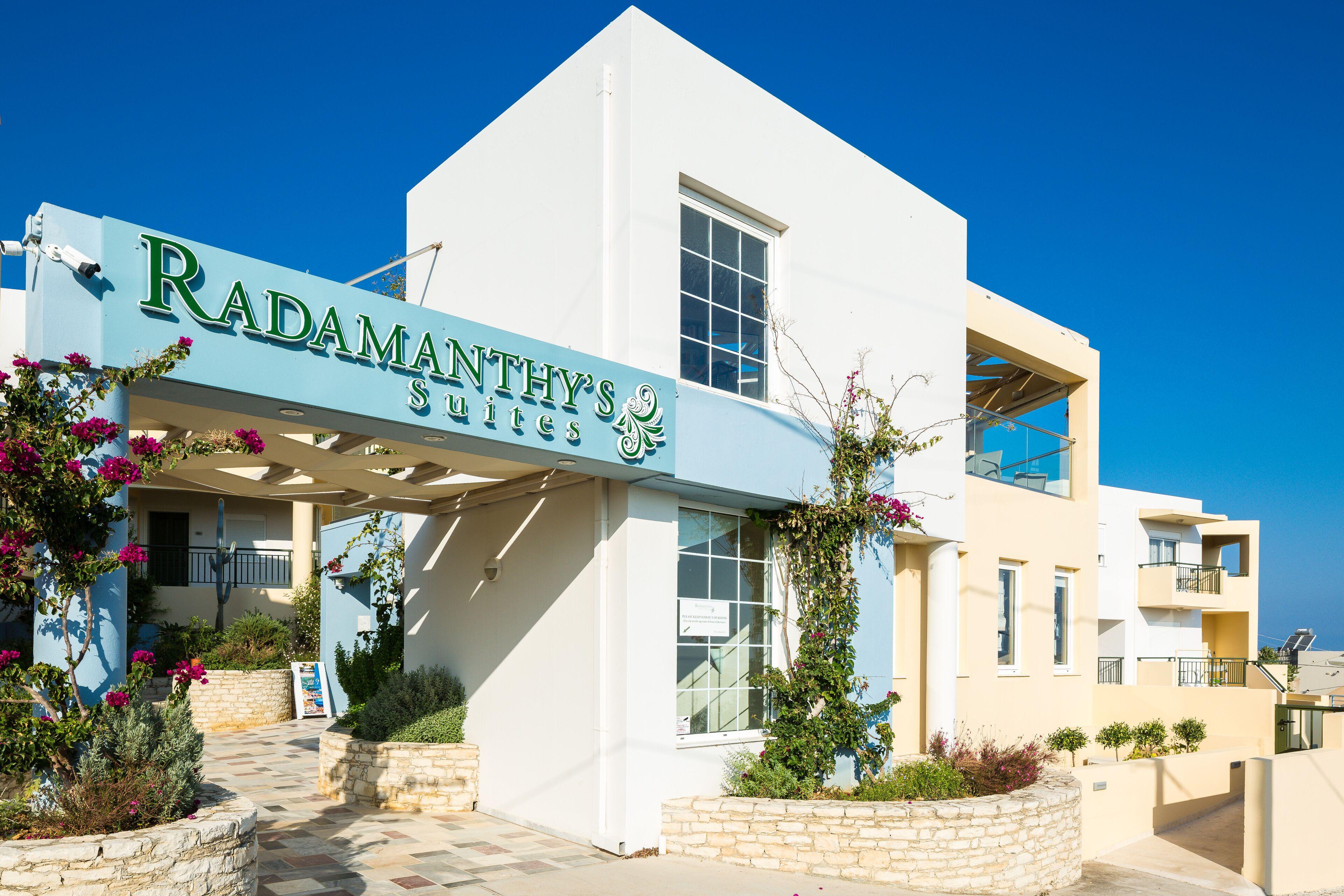 Radamanthys Apartments