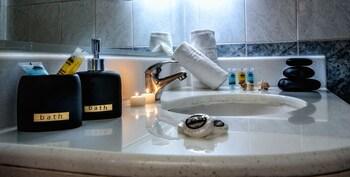Hotel Lino Mare - Bathroom  - #0