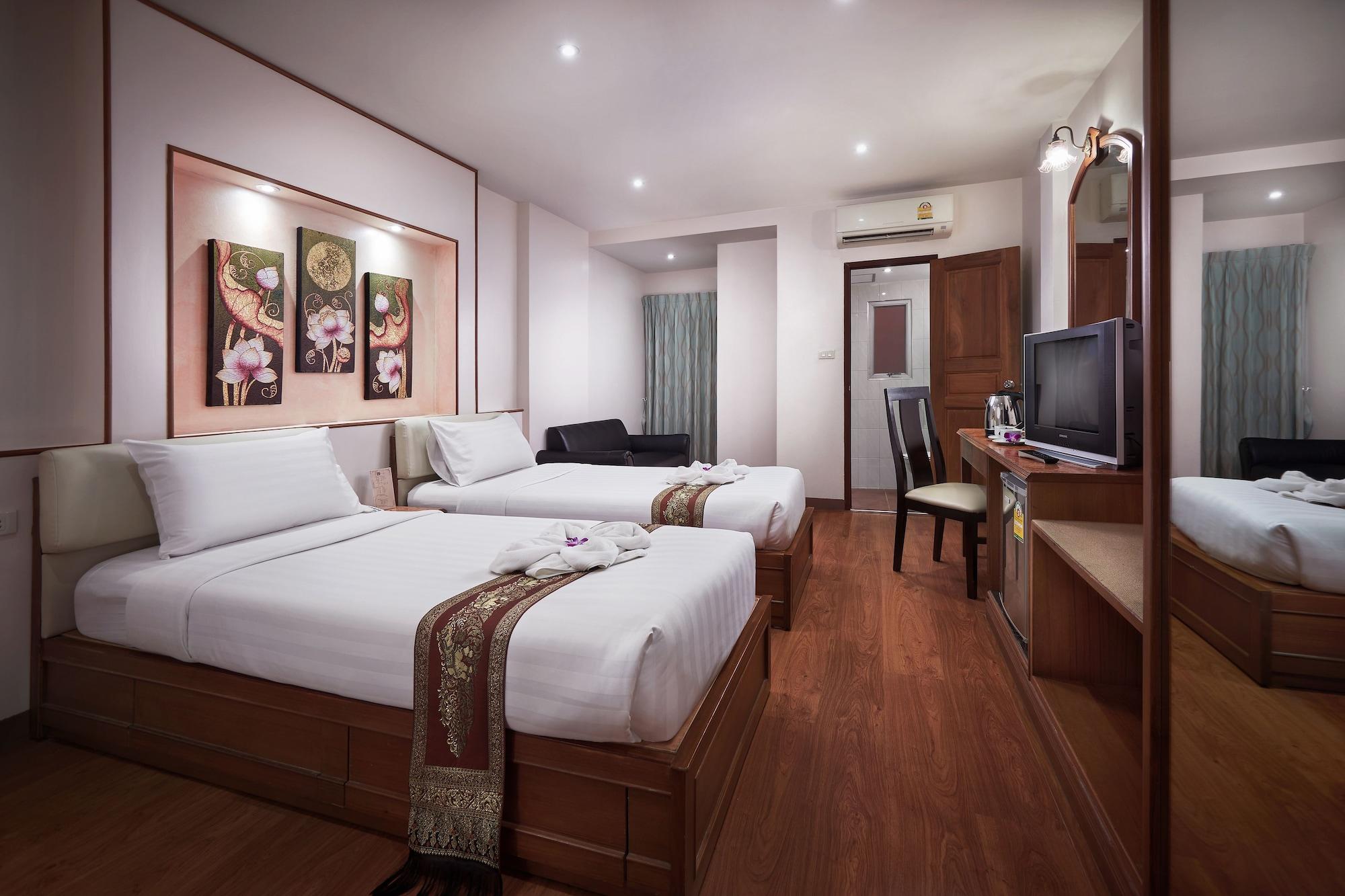 KC PLACE HOTEL PRATUNAM, Ratchathewi