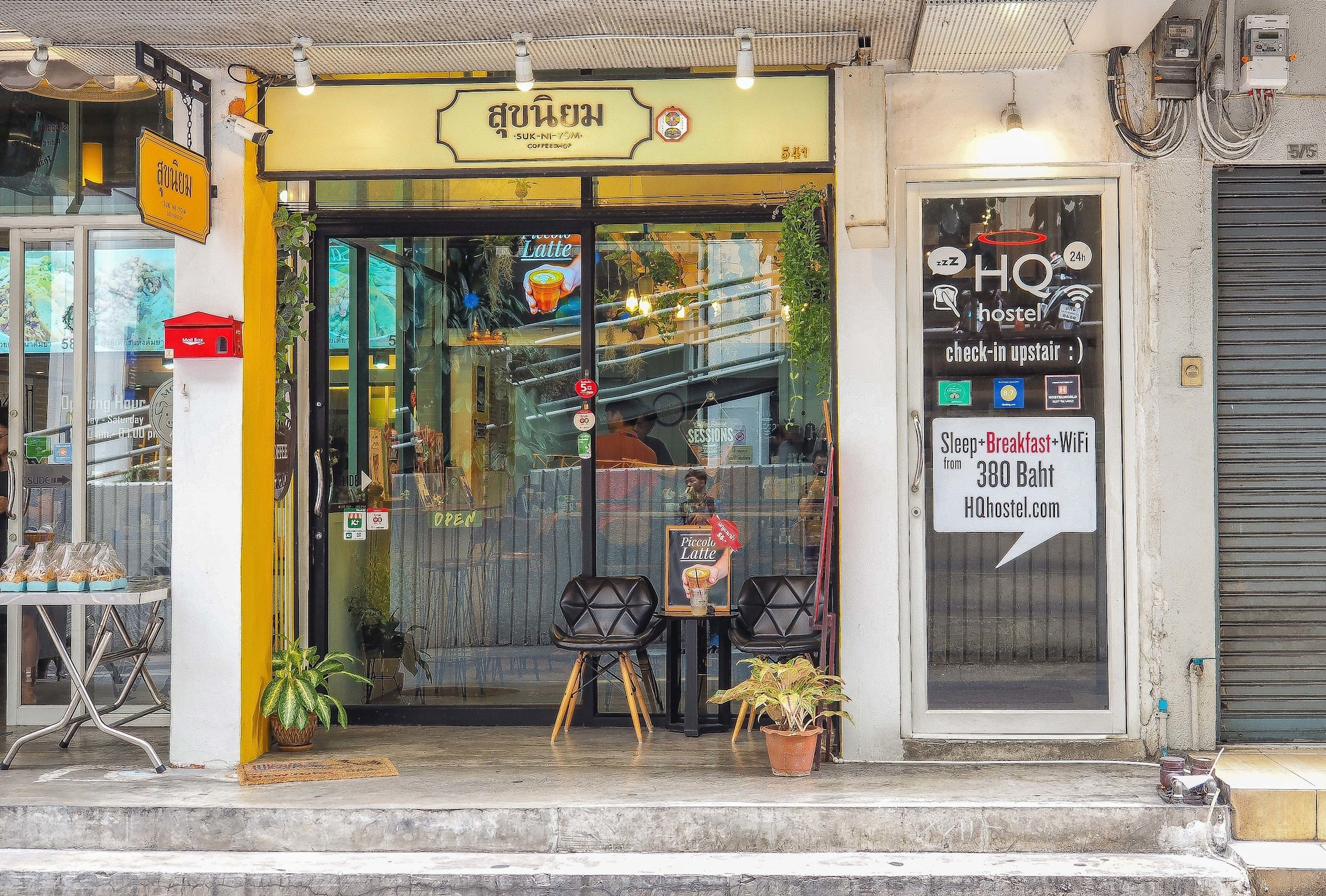 HQ hostel Silom, Bang Rak