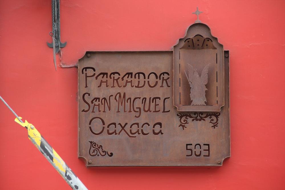 호텔 부티크 파라도르 산 미구엘(Hotel Boutique Parador San Miguel) Hotel Image 48 - Hotel Entrance