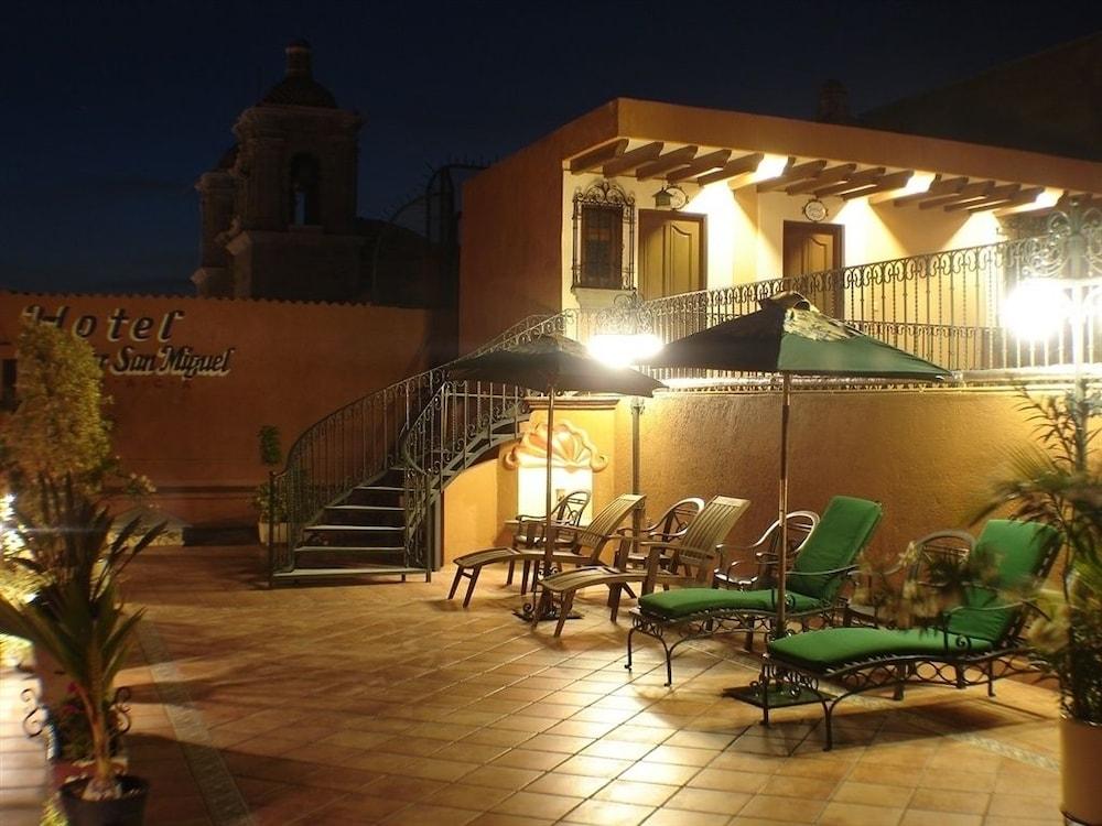 호텔 부티크 파라도르 산 미구엘(Hotel Boutique Parador San Miguel) Hotel Image 50 - Terrace/Patio