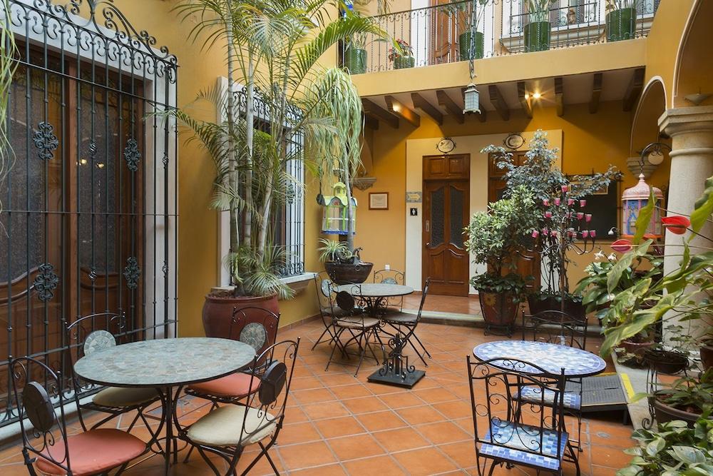 호텔 부티크 파라도르 산 미구엘(Hotel Boutique Parador San Miguel) Hotel Image 22 - Terrace/Patio