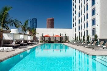 洛杉磯活力洛城萬怡飯店 Courtyard Los Angeles L.A. LIVE