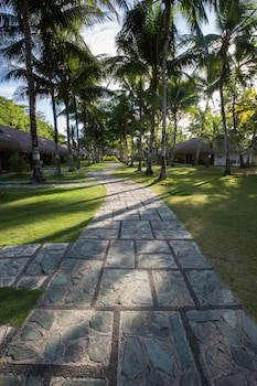 South Palms Resort Panglao Property Grounds