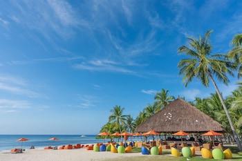 South Palms Resort Panglao Beach Bar
