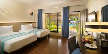 South Palms Resort Panglao Guestroom